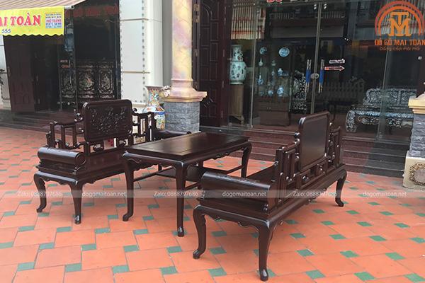bộ bàn ghế phương